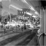 Inuti buss på Odengatan – Birgitta Bratthall