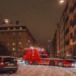 Skyffel eller Bärgningsbil – Sara Aniyar